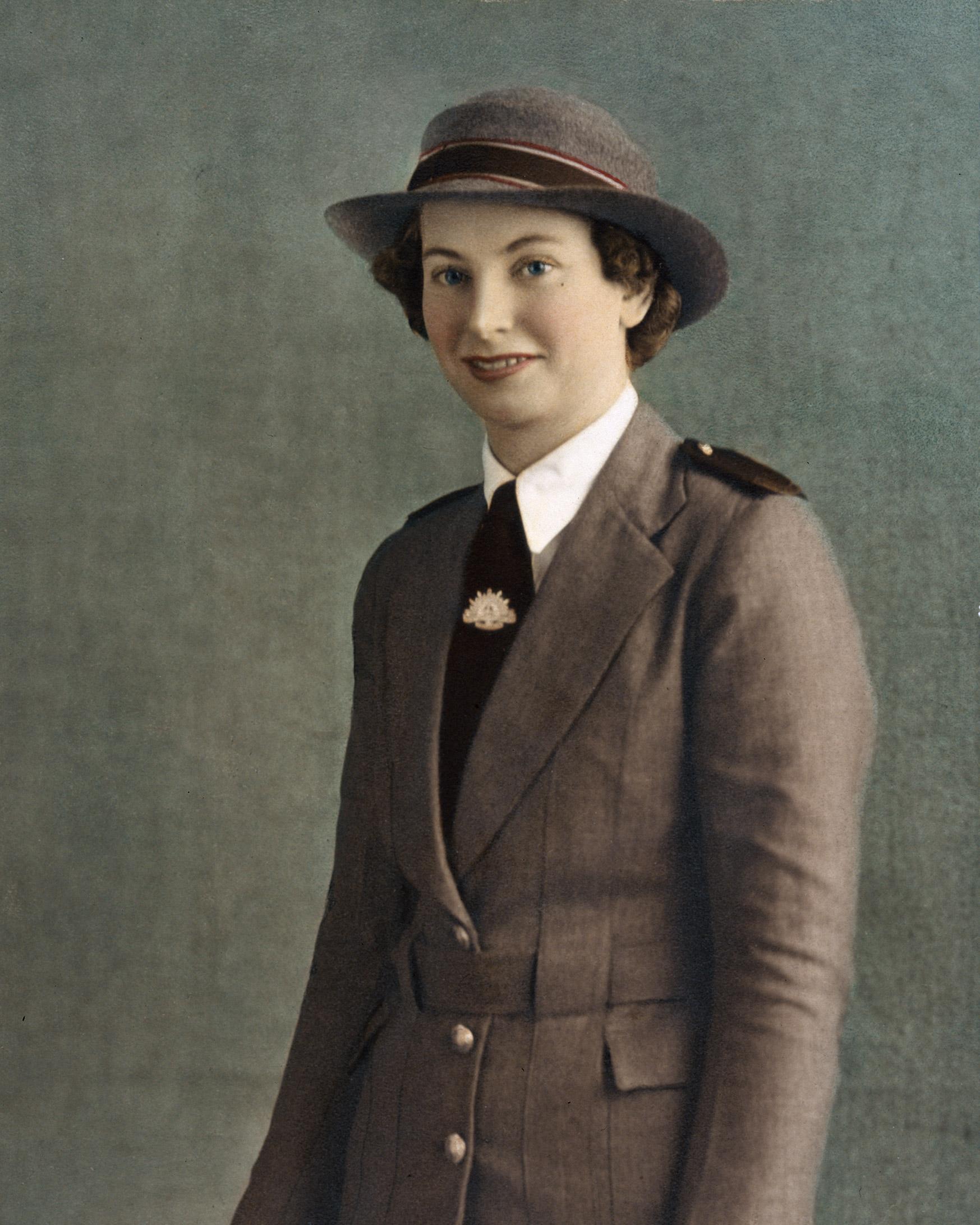Vivian Bullwinkel